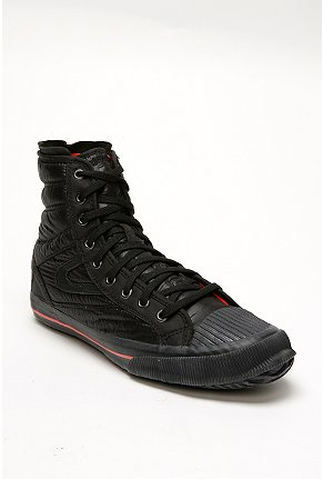 Tretorn Black Hockey Boot Puffer